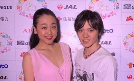 宇野昌磨 彼女